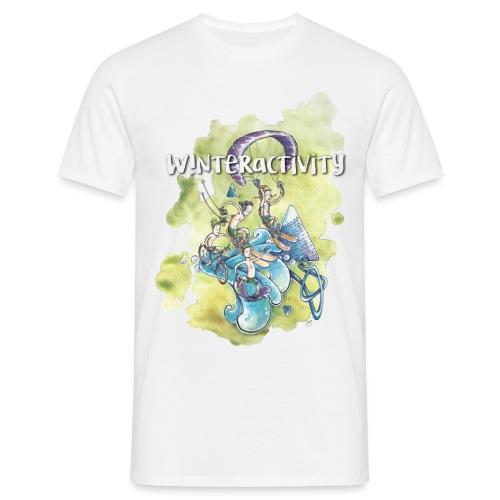 WINTERACTIVITY - T-shirt Homme