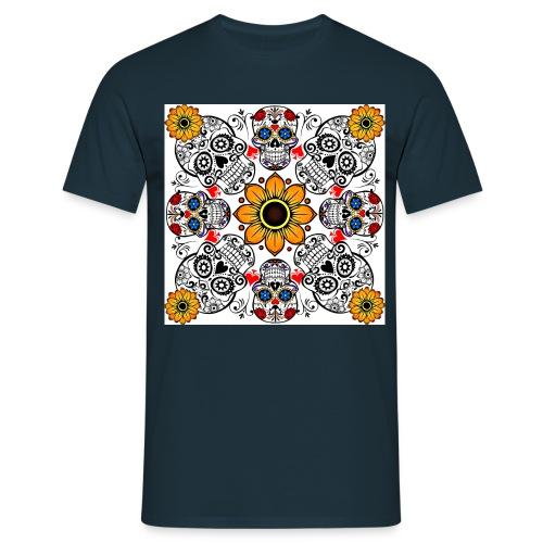 Muerte Loco - Männer T-Shirt