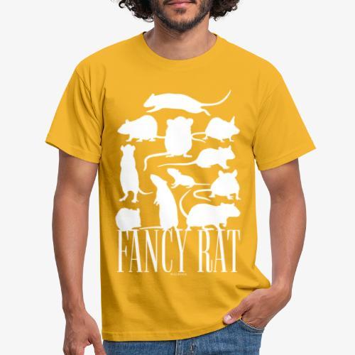Fancy Rat - Miesten t-paita