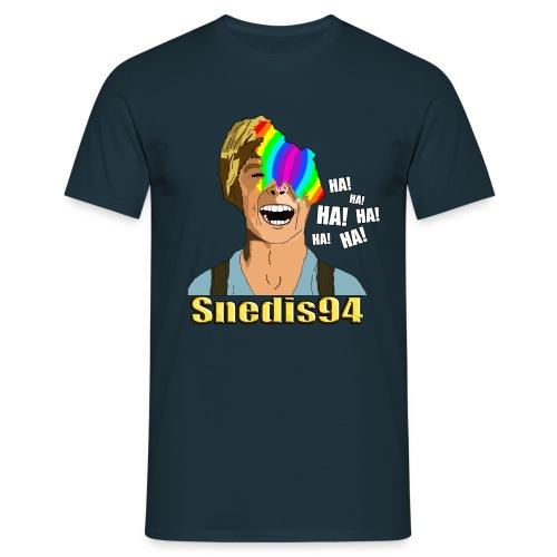 PsyBoiS --> 2 TRYCK! <-- - T-shirt herr