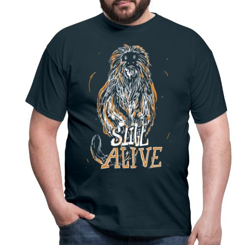 Still alive - Men's T-Shirt