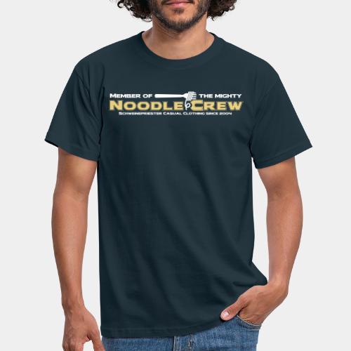 Noodle Crew - Männer T-Shirt