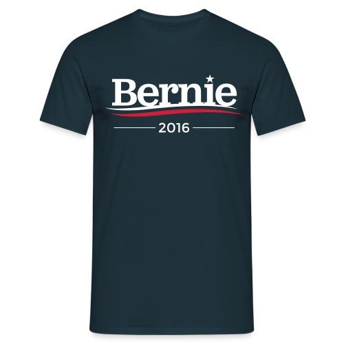 bernie-logo - Männer T-Shirt