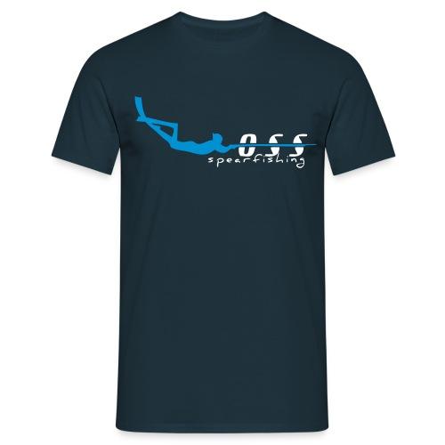 dos_oss - T-shirt Homme