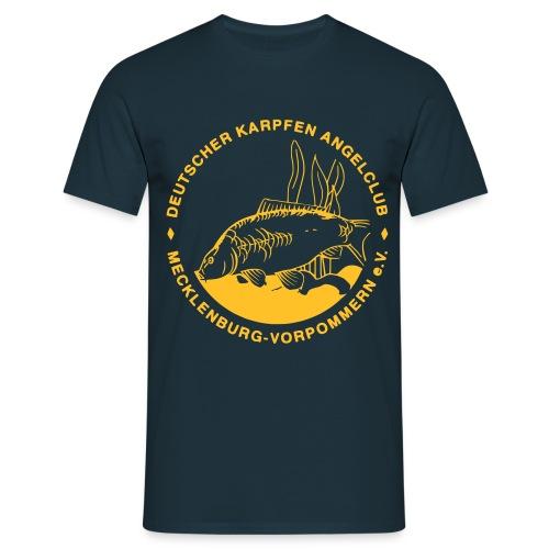 dkac-logo klein - Männer T-Shirt
