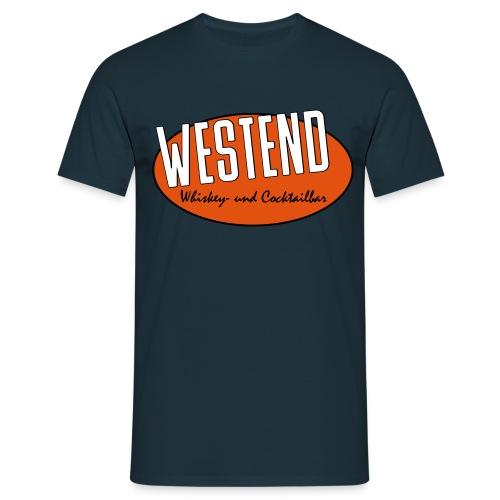 Westend Logo Original - Männer T-Shirt