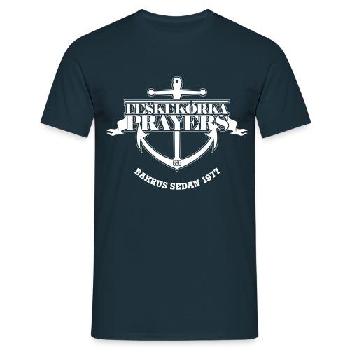 Feskekorka Prayers Logo - T-shirt herr