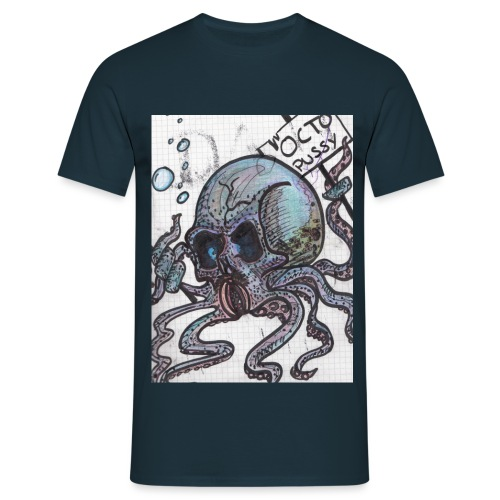 octopussy - Männer T-Shirt