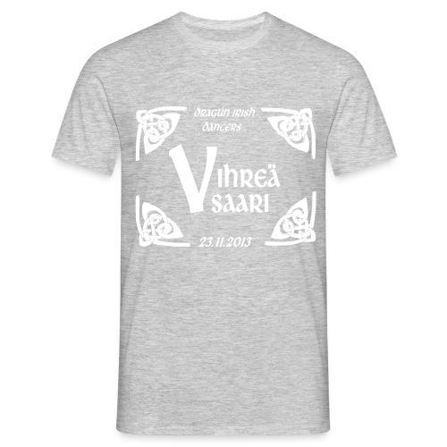 dragun show logo2 - Miesten t-paita