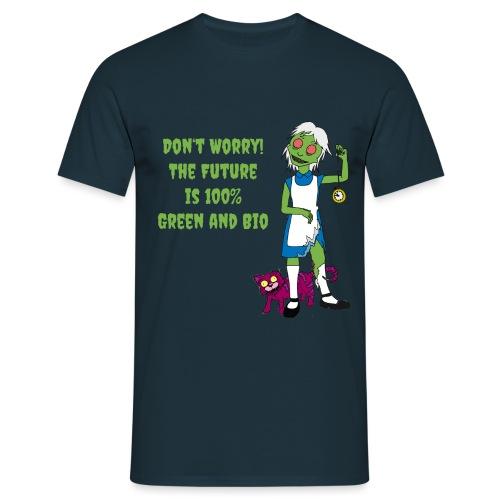 Future Green and Bio - Men's T-Shirt
