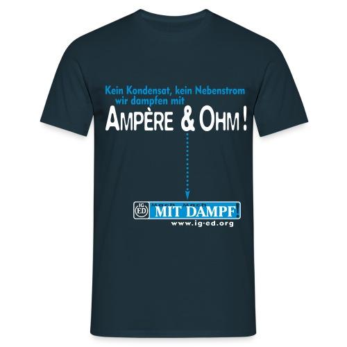 iged rz tshirt1 - Männer T-Shirt