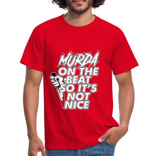 Murda on the beat - T-shirt Homme