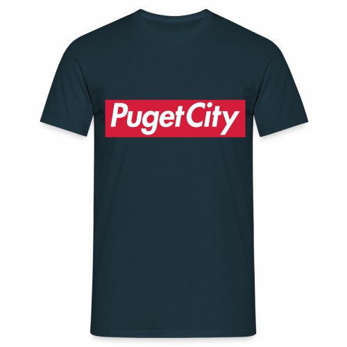 PugetCity - T-shirt Homme
