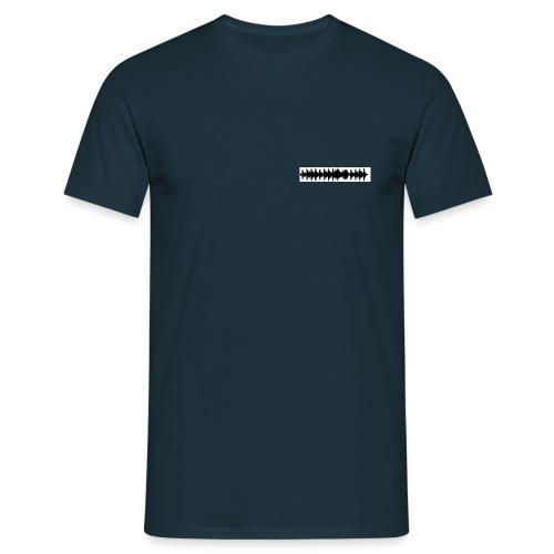 Technowellen - Männer T-Shirt