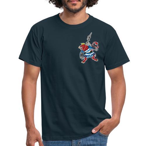 Lion print onlylion png - Men's T-Shirt