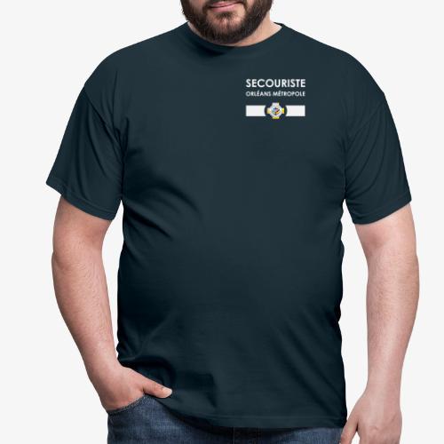 Gamme Secouriste FFSS - T-shirt Homme