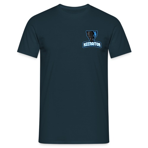 keenaitor logo - Men's T-Shirt