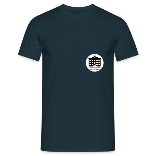 Aurora Institute - T-skjorte for menn