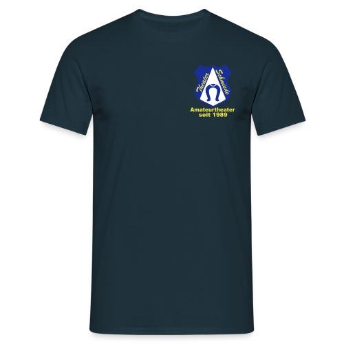Logo flex - Männer T-Shirt