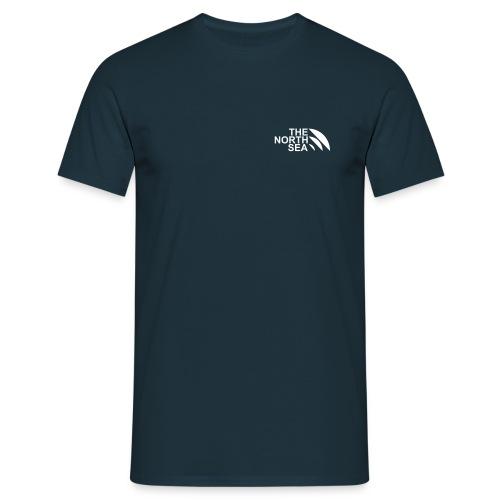 thenorthsealogo klein 75 30 zonder c - Mannen T-shirt