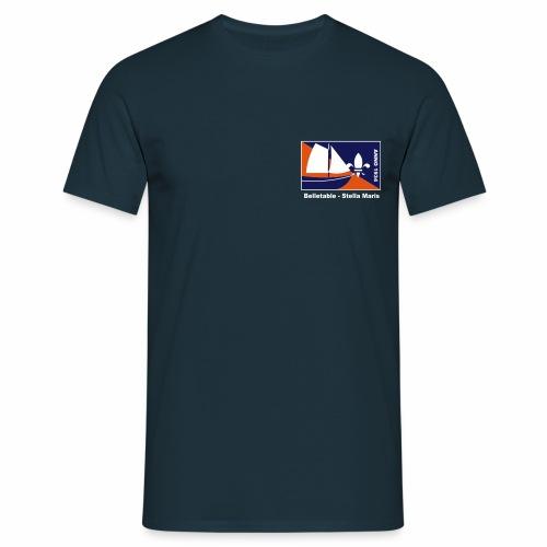 Woord Uniform - Achterkan - Mannen T-shirt
