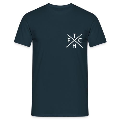 THFC hardcore - Men's T-Shirt