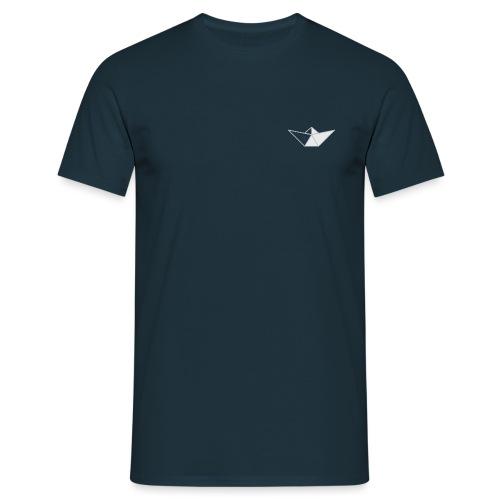 BateauPapierSS - T-shirt Homme