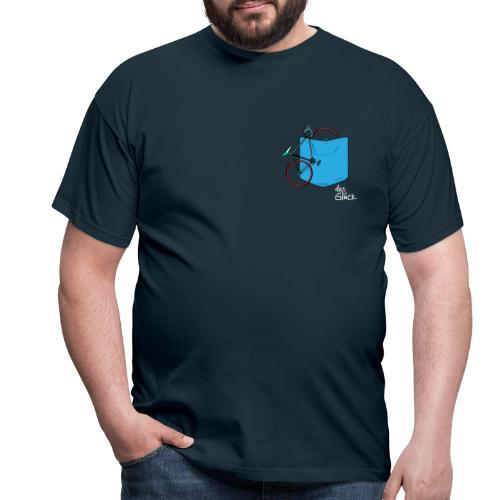 Fahrrad Taschen II - Männer T-Shirt