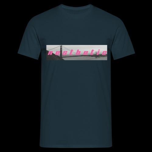 aesthetic_V1 - Männer T-Shirt
