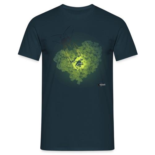 Luciferase - Men's T-Shirt