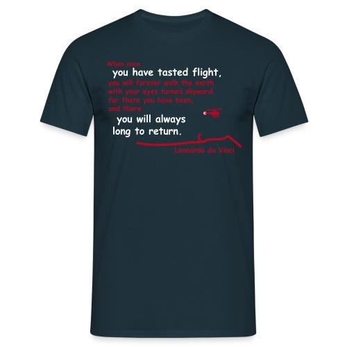 leonardo3 - Männer T-Shirt