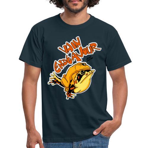 Goldkröte - Vain Endeavour - Männer T-Shirt