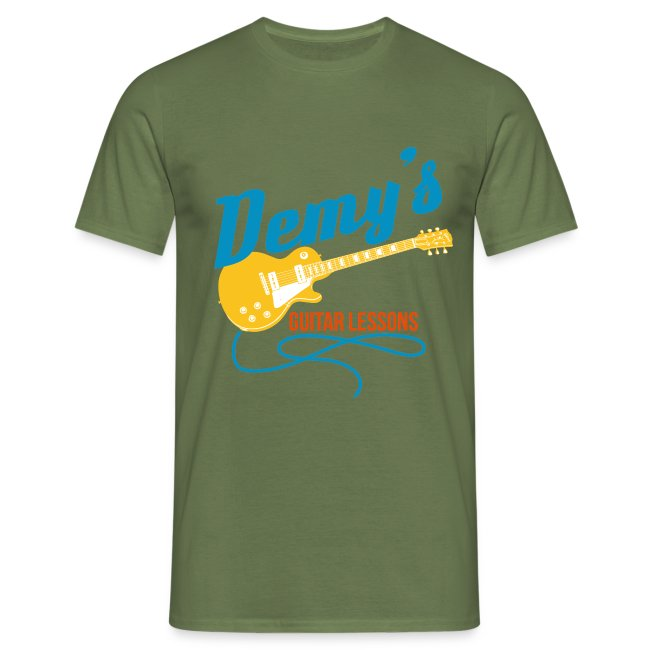 Demy's Guitar Lessons