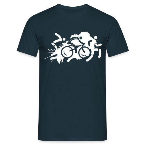 pain glory vector - Männer T-Shirt