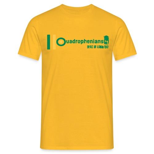 quadrofenians2 - Men's T-Shirt