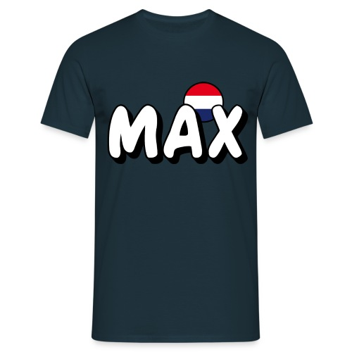 MAX Dutch - Mannen T-shirt