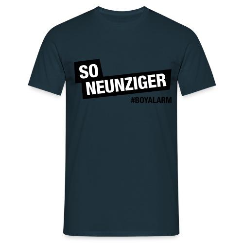 boyalarmtshirts cz11 - Männer T-Shirt