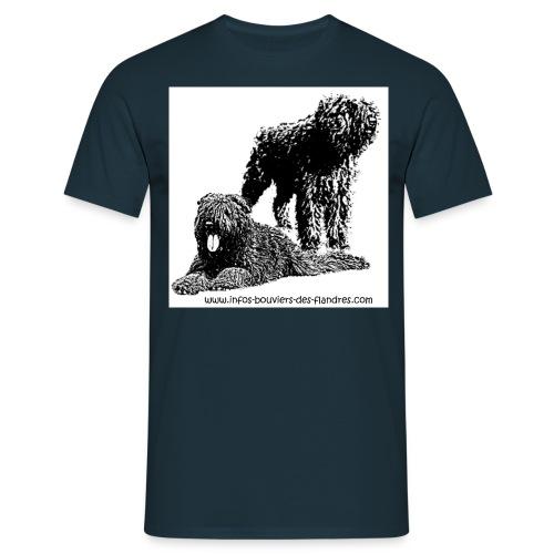 logo2 - T-shirt Homme