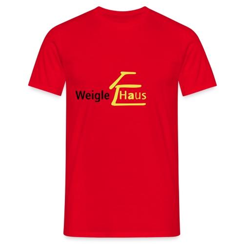 whlogo - Männer T-Shirt