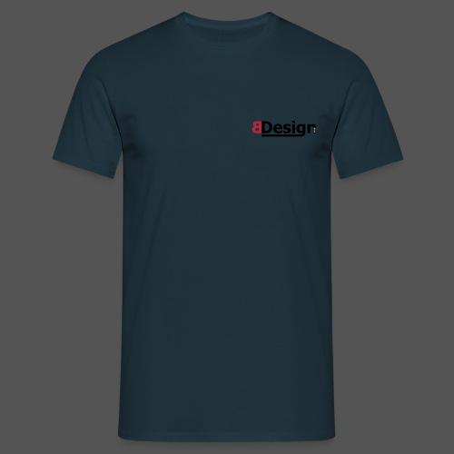 bdesign_logo - Männer T-Shirt