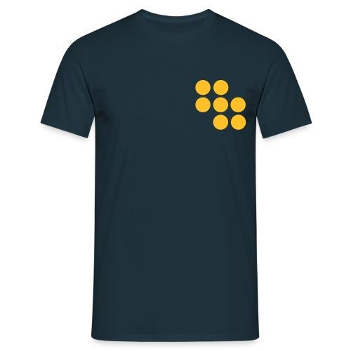 df Logo master - Men's T-Shirt