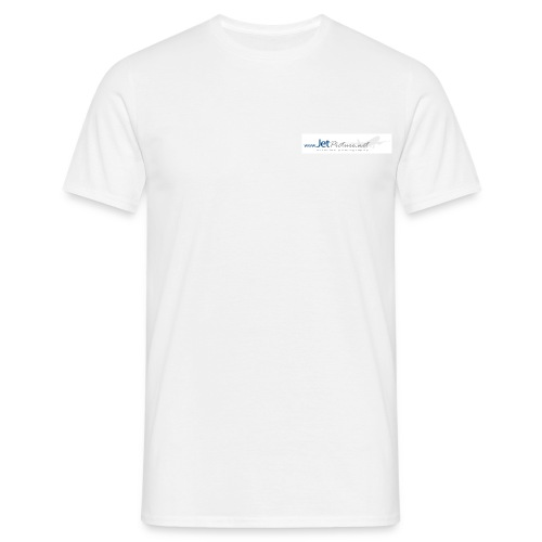 logo jetpicture - T-shirt Homme