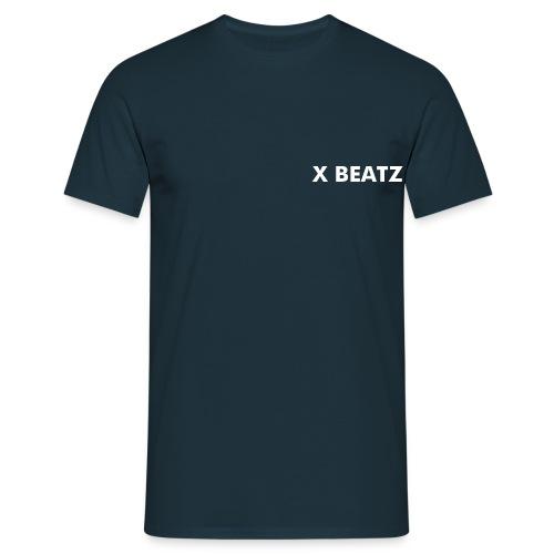 XBEATZ BASIC LINE - Mannen T-shirt