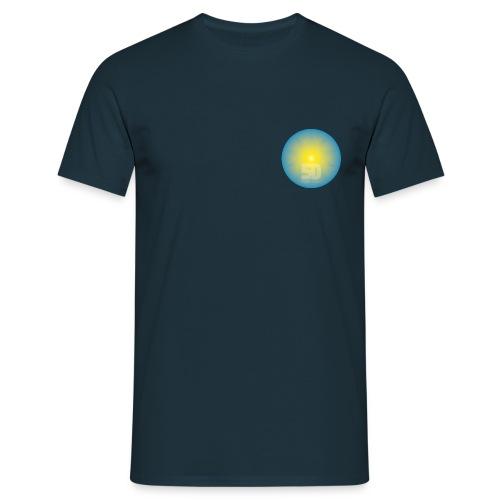 5D Sonnenklang - Männer T-Shirt