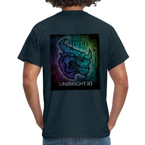 Aggressive Bull - Men's T-Shirt