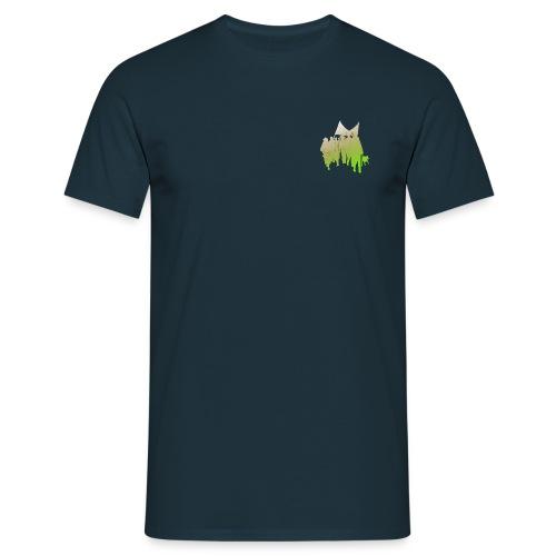 jarra march logo - Men's T-Shirt
