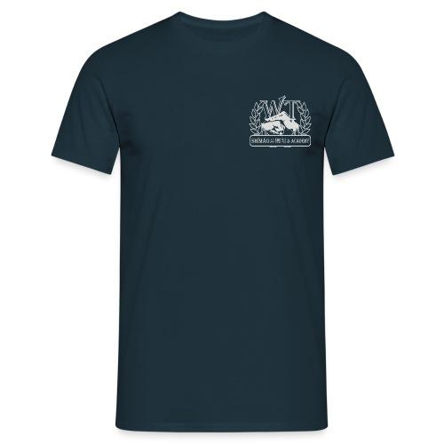 SWTA_2015_Logo_Schüler_ve - Männer T-Shirt