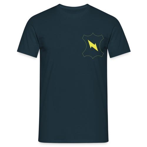 hyde-n-dye-lightning - T-skjorte for menn