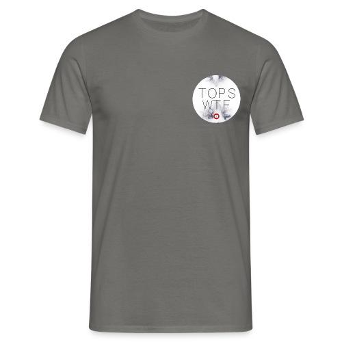 Official TOPS WTF T-Shirt - Men's T-Shirt