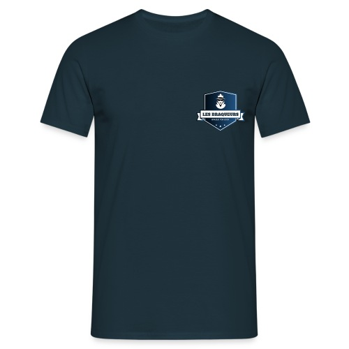 les braqueurs logo - T-shirt Homme